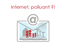 Pollution internet