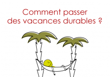 Tourisme durable - Infographie éco-tourisme